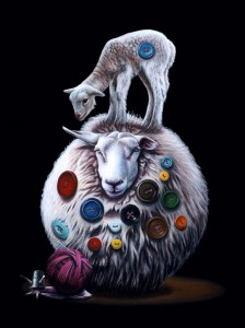 http://thinkspacegallery.com/2012/01/aaf/show/1-Cute-as-a-Mutton.jpg