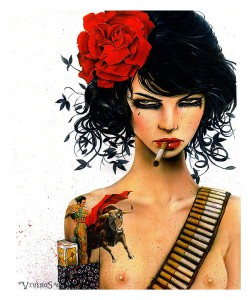 http://thinkspacegallery.com/2008/project/lookingglass/show/Brian-Viveros_MESS-WITH-THE-BULL.jpg