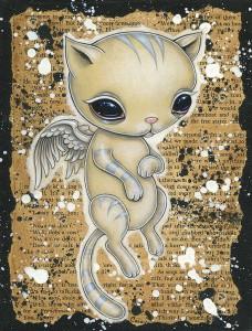 http://thinkspacegallery.com/2009/09/show/Celestial_Kitty.jpg