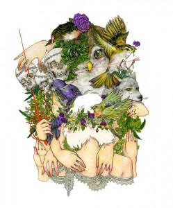 http://thinkspacegallery.com/2011/06/artwalk/show/Fumi-Nakamura-The-Nature-Speaks-Its-Secret-Language.jpg