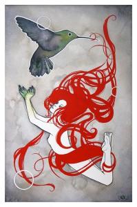 http://thinkspacegallery.com/2010/01/show/Kelly-McKernan---Honduran-Emerald-Hummingbird.jpg