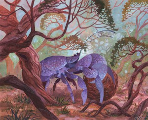 http://thinkspacegallery.com/2013/10/wildatheart/show/Laura-Bifano_Coconut_crab-copy.jpg