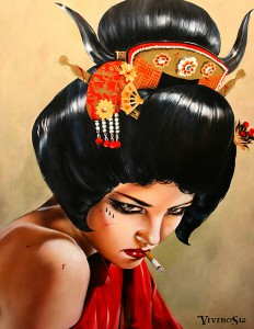 http://thinkspacegallery.com/2012/11/project2/show/RISE-OF-THE-GEISHA-2012-16x20-custom-framed_oil_mixed-media-on-maple.jpg