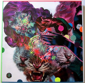 http://thinkspacegallery.com/2012/05/show/SharkToof_TWO-GIRLS-AND-THREE-TIGERS-SHOW-1.jpg