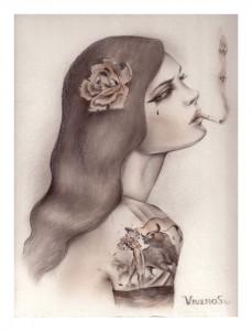 http://thinkspacegallery.com/2010/10/show/VIVA-drawing-ON-TWINROCKER-HANDMADE-PAPER-9x12_2010_graphite_airbrush_watercolorCB04.jpg