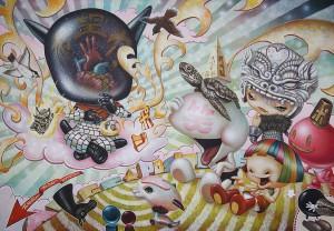 http://thinkspacegallery.com/2009/10/project3/show/Yosuke-Ueno---Positive-E-no-3.jpg