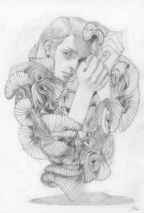 http://thinkspacegallery.com/2012/10/show/enveloped_between_a_pleated_thought_sketch.jpg
