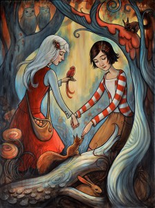 http://thinkspacegallery.com/2012/12/show/in-the-woods.jpg