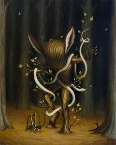 http://thinkspacegallery.com/2014/06/project/show/michaelramstead_woodenboyandtheserpent.jpg