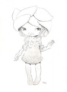 http://thinkspacegallery.com/2012/03b/show/petal-girl22.7x30.4cm.jpg