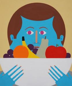 http://thinkspacegallery.com/2009/03/show/untitled-(man-holding-fruit-bowl)-10x12.jpg