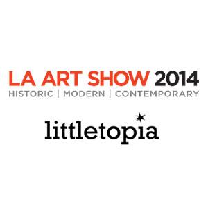 LA Art Show 2014
