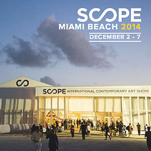 SCOPE MIAMI BEACH 2014